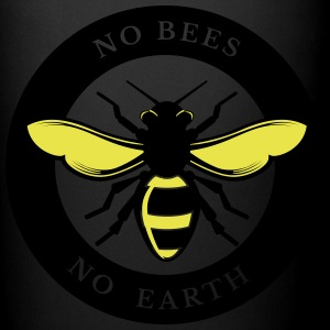 Ingen Bees, No Earth - Ensfarget kopp