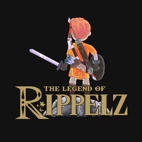 Rippelz - The Legend of Rippelz - Tasse einfarbig