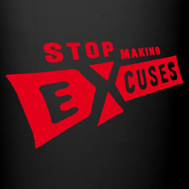 Excuses rot