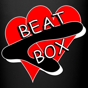 BEAT BOX! - Ensfarget kopp