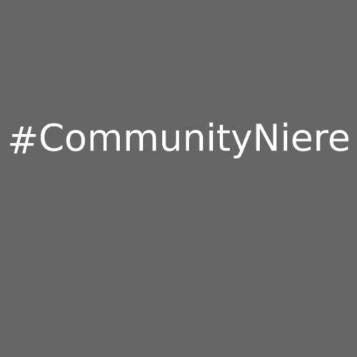 #CommunityNiere (Weiß)