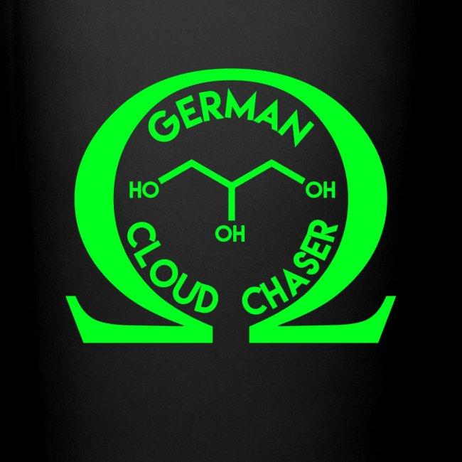 GCC Logo Green