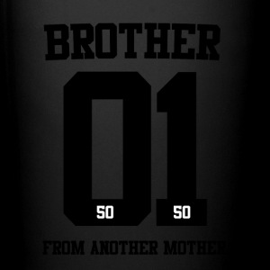 BROTHER FROM ANOTHER MOTHER 01 - Tasse einfarbig