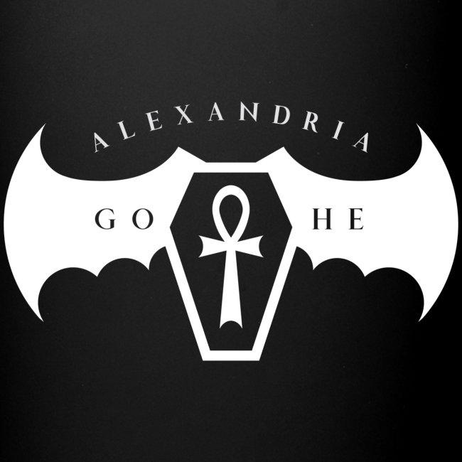 Alexandria Gothe | Goth Queen 2018 Logo
