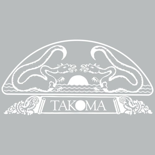 Takoma Records - Full Colour Mug