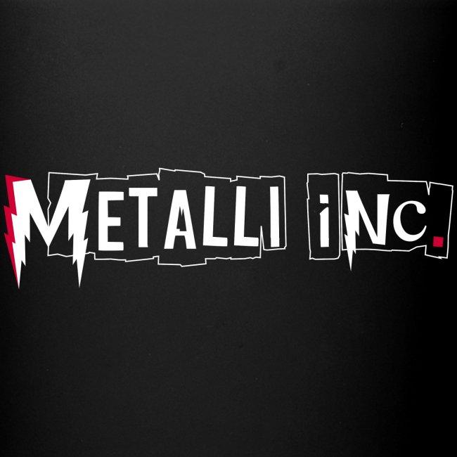 Metalli inc./skeletonlogo