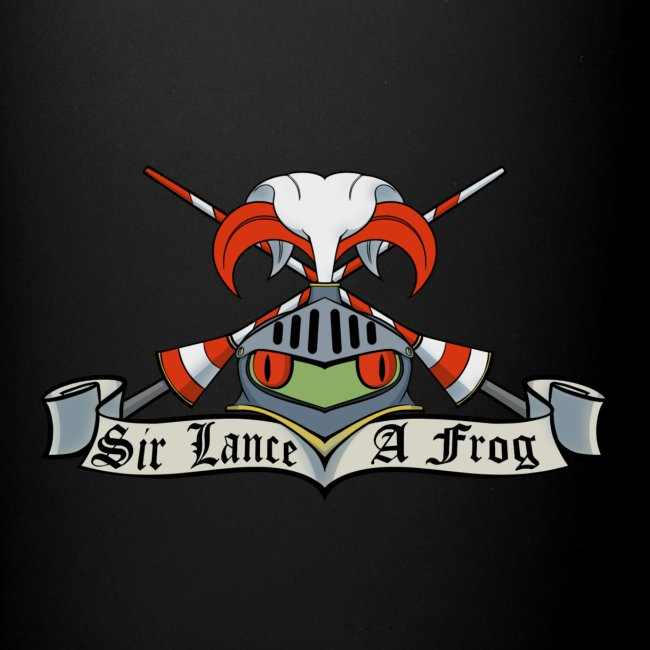 Sir Lance-a-frog Coat of Arms