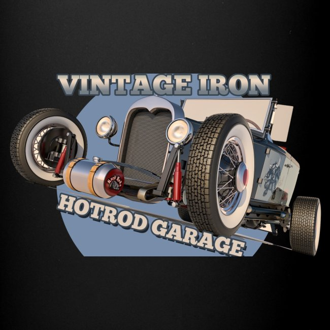 hot rod garage | vintage iron