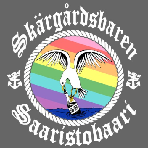 Logo Pride - Yksivärinen muki
