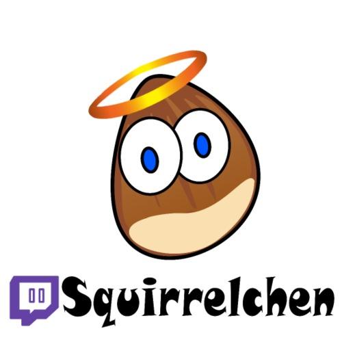 liebe_nuss_squirrel - Tasse einfarbig