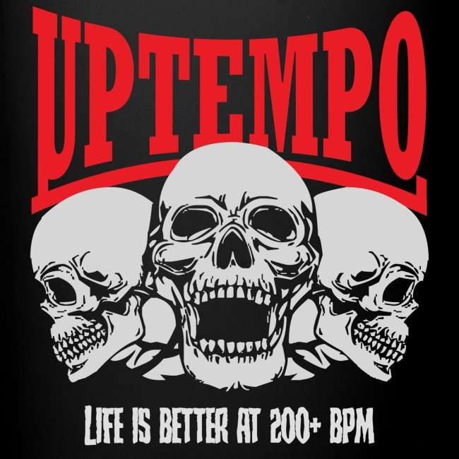 Uptempo - Life Is Better At 200+ BPM