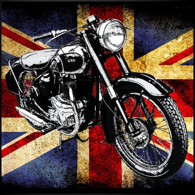 BSA motor cycle vintage by patjila 2020 4
