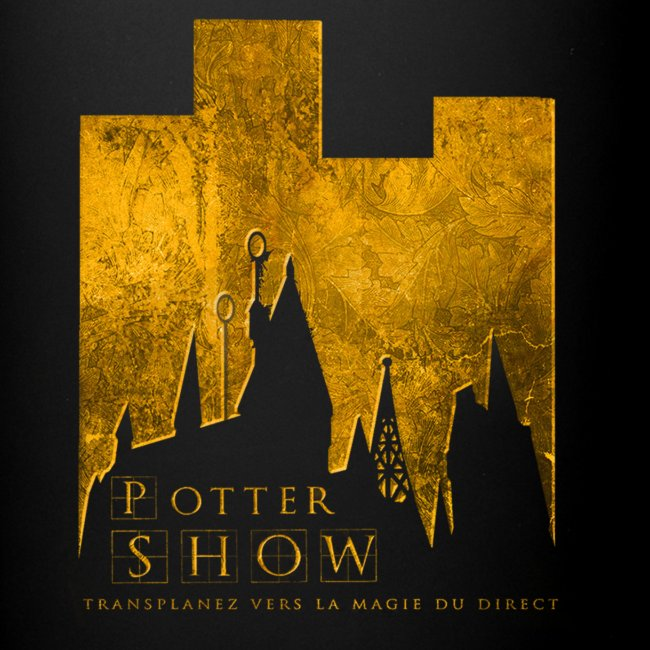 PotterShowLOGOBOUTIQUE png