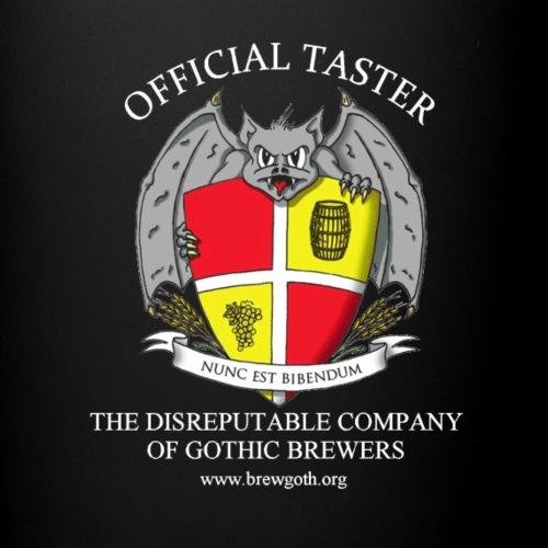 Brew Goth Official Taster - Full Colour Mug