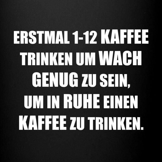 Creativecreationshop Kaffee Morgen Wach Spruch Lustig Witz Humor