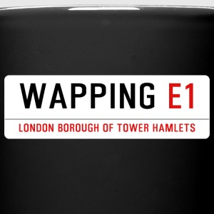 Wapping Street Sign - Full Colour Mug