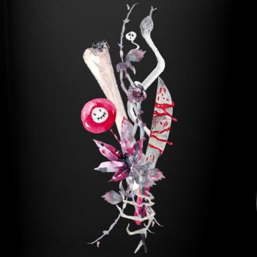 Bouquet full - Tazza monocolore