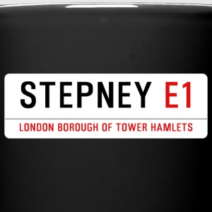 Stepney Street Sign - Full Colour Mug
