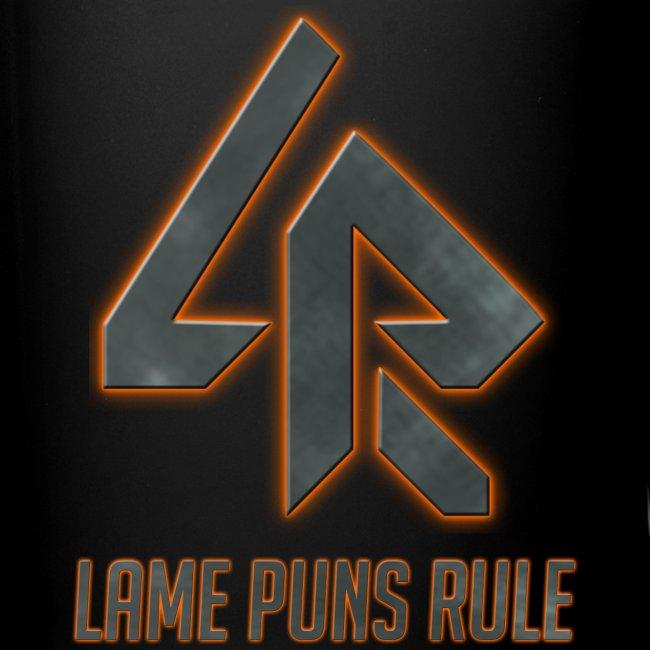 Lame Puns Rule: Logo