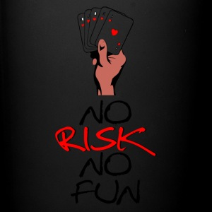 No Risk No Fun - Ensfarget kopp