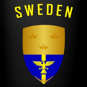 SWEDEN CROWNS SHIELD - Full Colour Mug