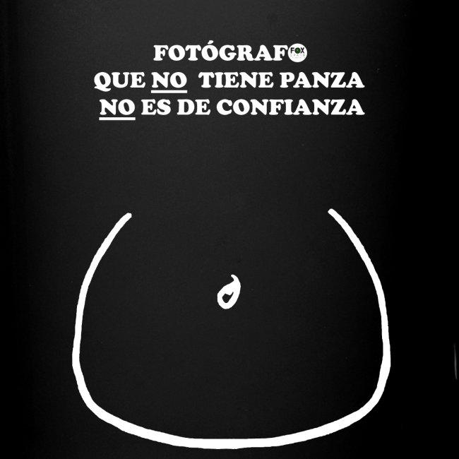 FOTÓGRAFO QUE NO TIENE PANZA NO ES DE CONFIANZA L
