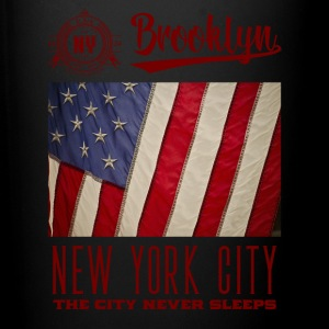 Nueva York · Brooklyn - Taza de un color