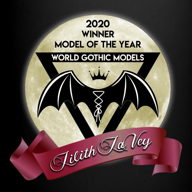 Model of the Year 2020 Lilith LaVey