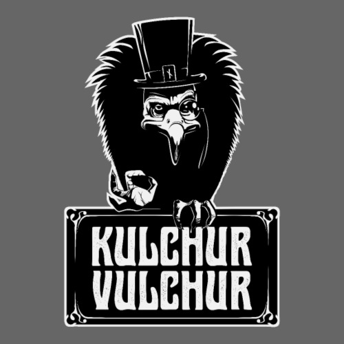 Kulchur Vulchur - Full Colour Mug