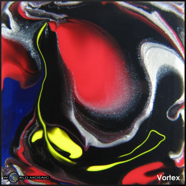 TIAN GREEN Mosaik DK007 - Vortex