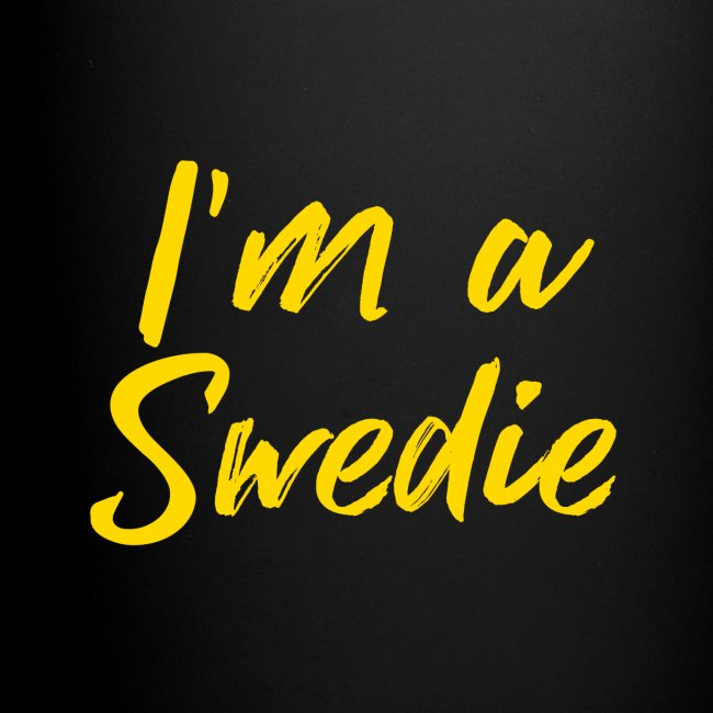 I'm a Swedie
