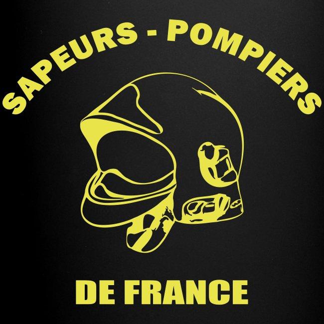 Sapeurs Pompiers France casque