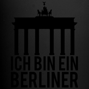 I AM A BERLINER - Tazza monocolore