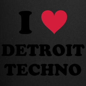 I LOVE DETROIT TECHNO - Mok uni