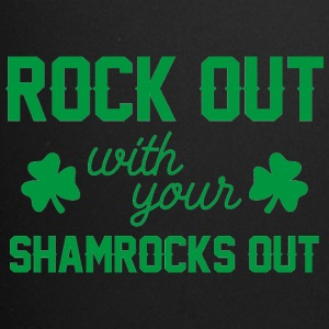 Ireland / St. Patricks Day: Rock Out med din - Ensfarget kopp