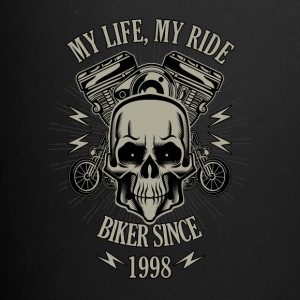 Gift for Biker - Year 1998 - Full Colour Mug