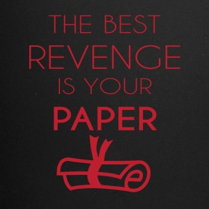 Videregående / Graduation: The Best Revenge Is Your - Ensfarget kopp