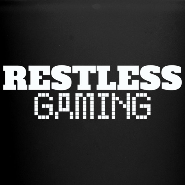 restless gaming white