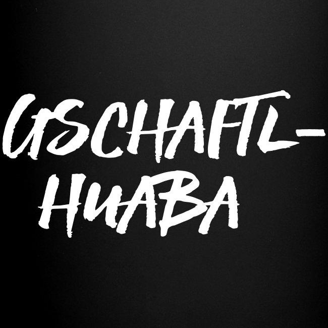 Vorschau: Gschaftlhuaba - Tasse einfarbig