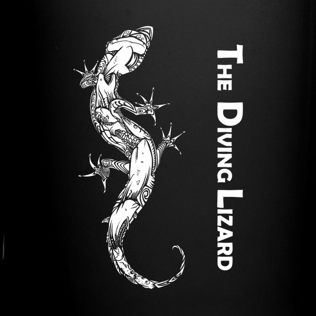 Logo The Diving Lizard B