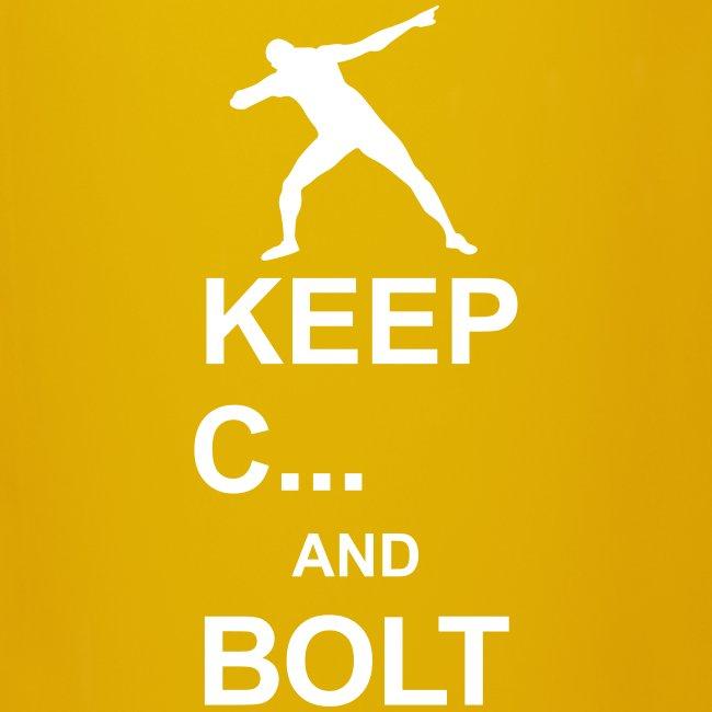 Keep calm and... Bolt