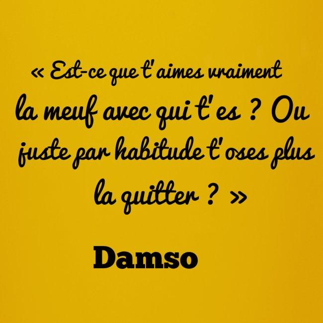 Punchline de Damso