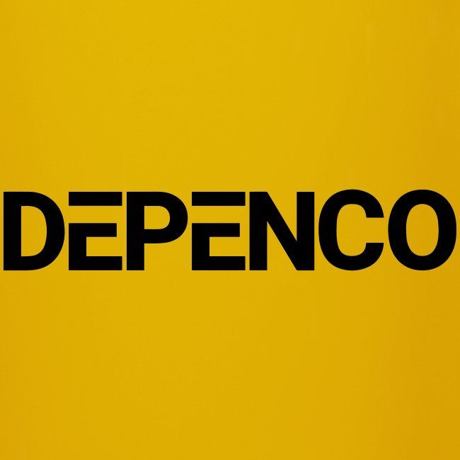 DEPENCO Official Logo - Black