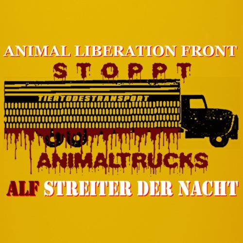 Stopp the Truck - Tasse einfarbig