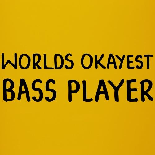 World's Okayest Bass Player - Full Colour Mug