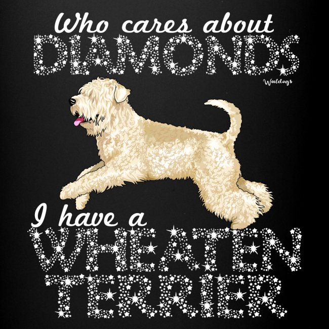 Wheaten Terrier Diamonds 4