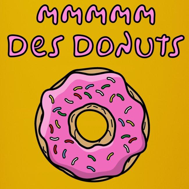 mm des donuts