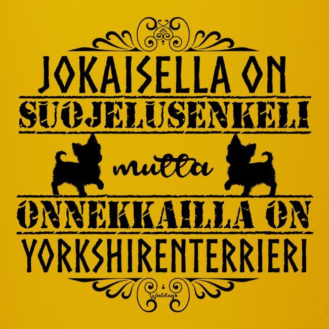 Yorkshirenterrieri Enkeli 5