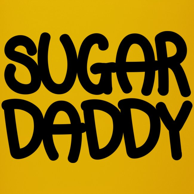 Sugar Daddy Zwart