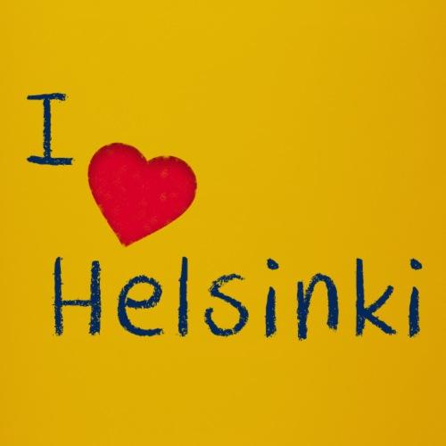 I Love Helsinki - Yksivärinen muki